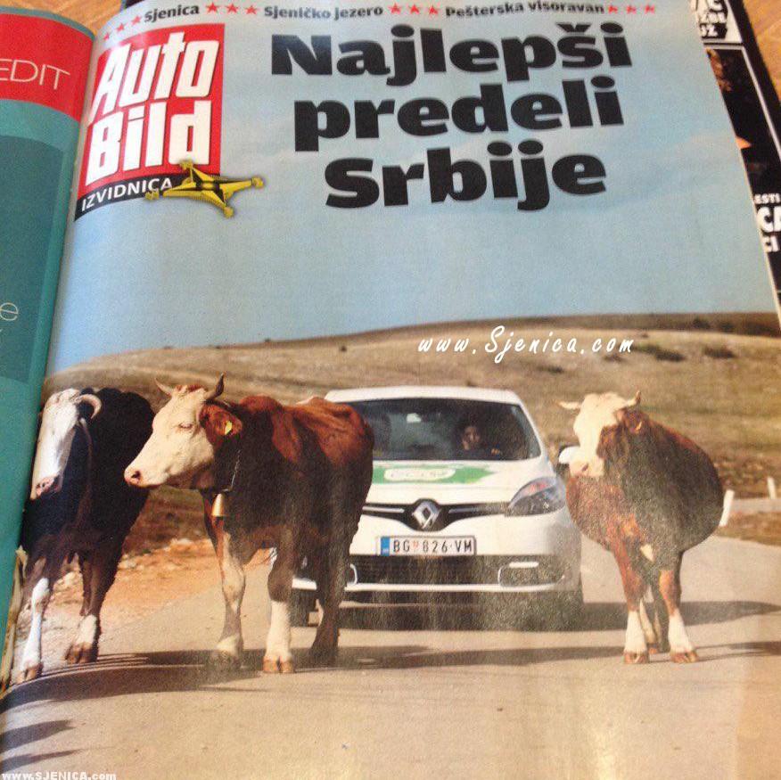 Najlepsi predeli Srbije (Auto-Bild) Sjenica