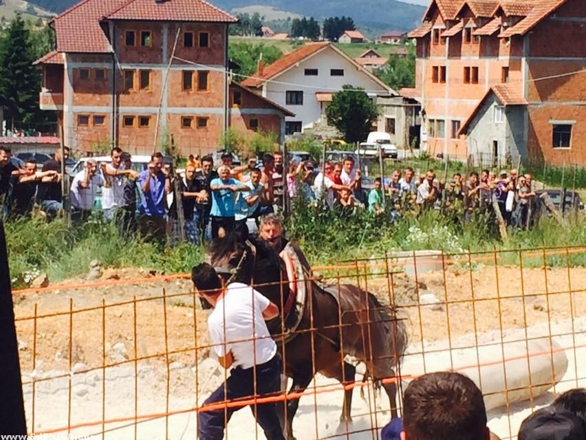 Straparijada u Sjenici / Sjenica / Jul 2015