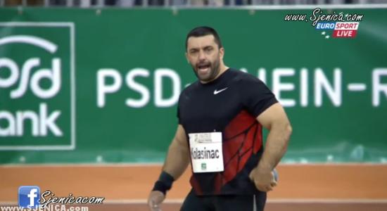 Asmir Kolasinac Diseldorf 2015