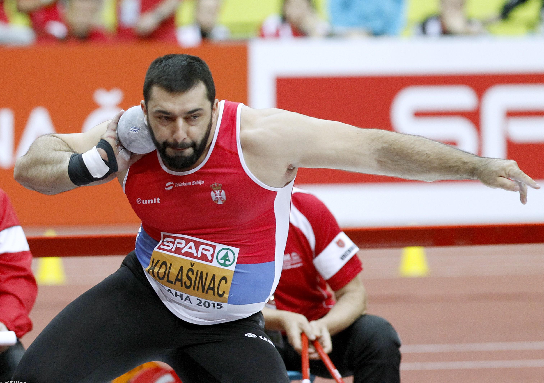 Asmir Kolasinac - Prag 2015
