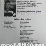 Bensad Mahmutovic Benko - Sjenica 2016