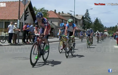 Biciklisti blokirali grad (Video) - Sjenica - Jun 2016