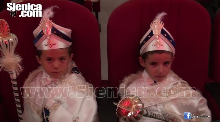 Ceremonija povodom tradicionalnog suneta koji organizuje opstina sjenica i istanbul turska - avgust 2016