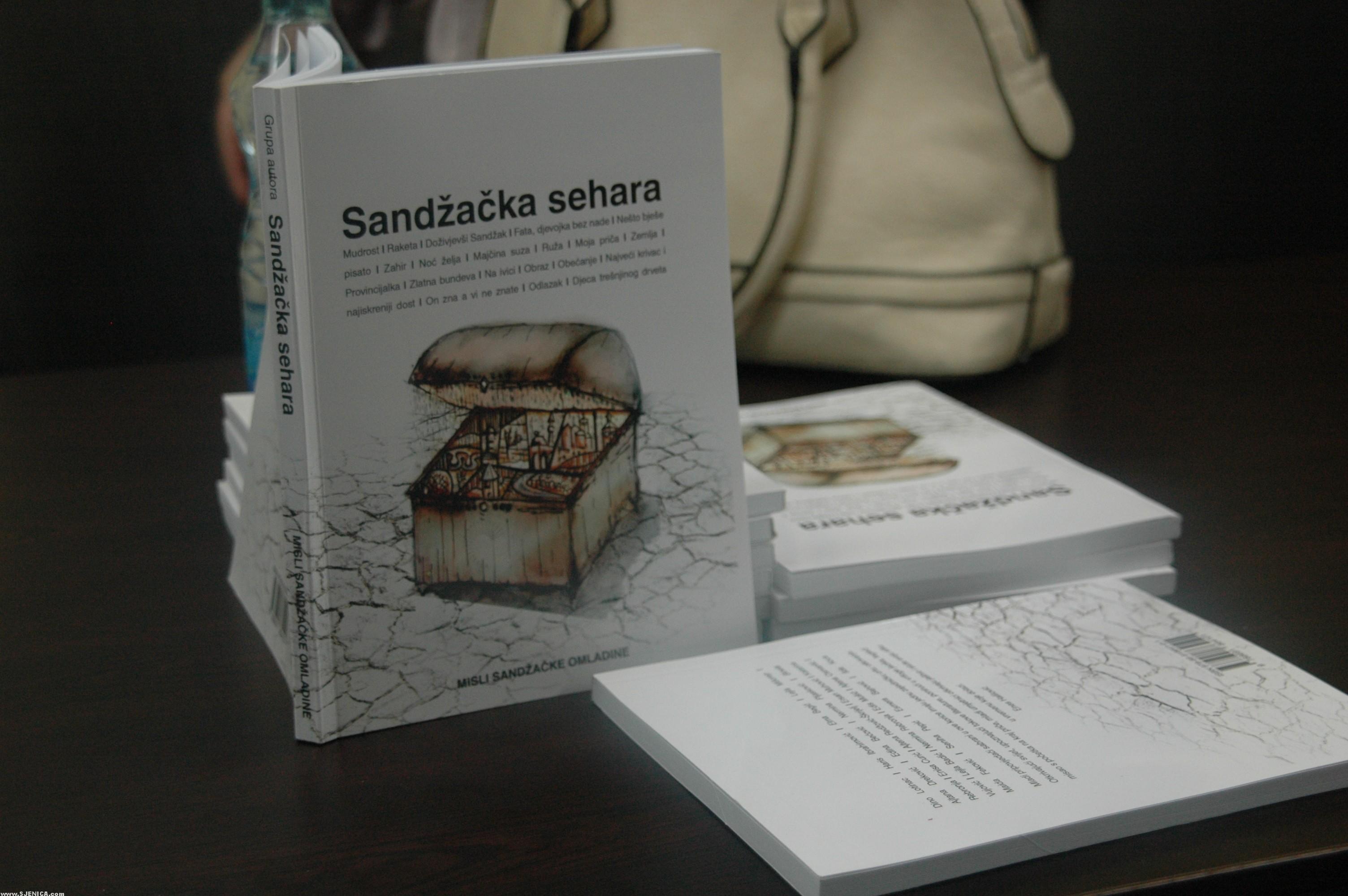 Sandzacke sehare - Promocija zbirke u Sjenici