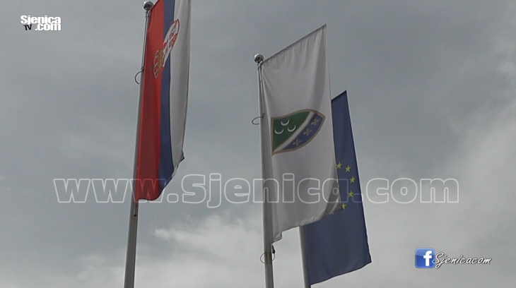 Dan bosnjacke nacionalne zastave 11.05.2016. - Sjenica
