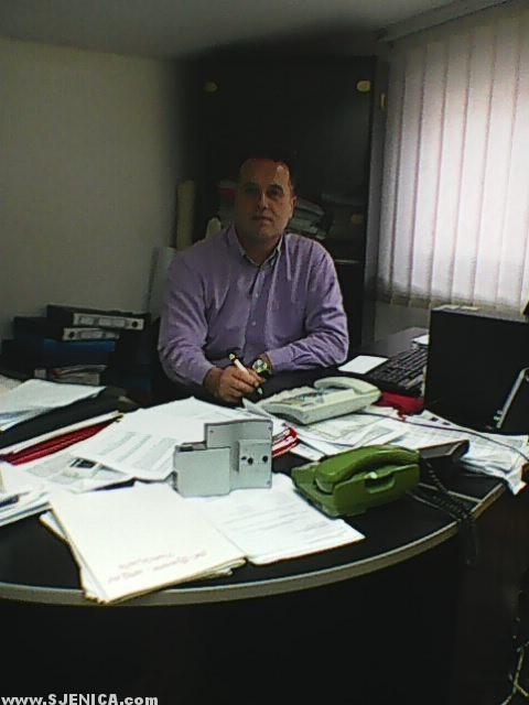 Elmedine Biberovic Telekom Srbija Sjenica