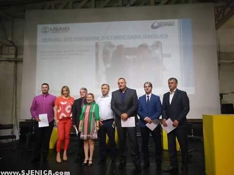 Ersin Dzigal - Fondacija Ana i Vlade Divac - okrugli sto povodom Svetskog dana izbeglica u Mikser Beograd