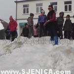 Festival igara na Snijegu - Januar 2016 - Sjenica