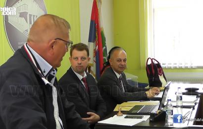 Formiranje vlade u Sjenici - 30.05.2016. - Sjenica - Skupstina opstine Sjenica - Stevica Tripkovic - Muhedin Fijuljanin