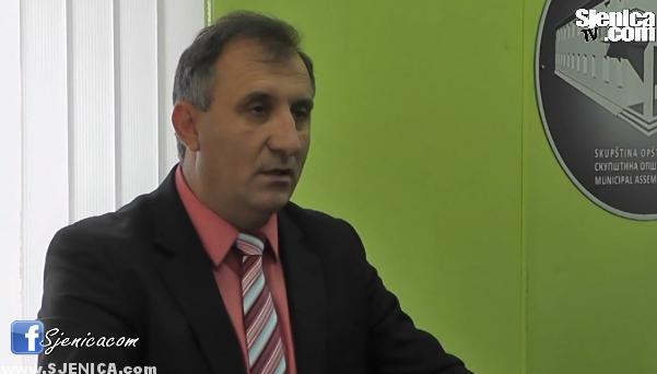 Hazbo Mujovic - Predsednik opstine Sjenica