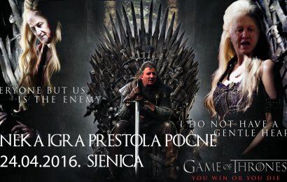 IGRA PRESTOLA / Izbori 2016 / Sjenica / Hazbo Mujovic, Muriz Turkovic, Mikailo Kalicanin