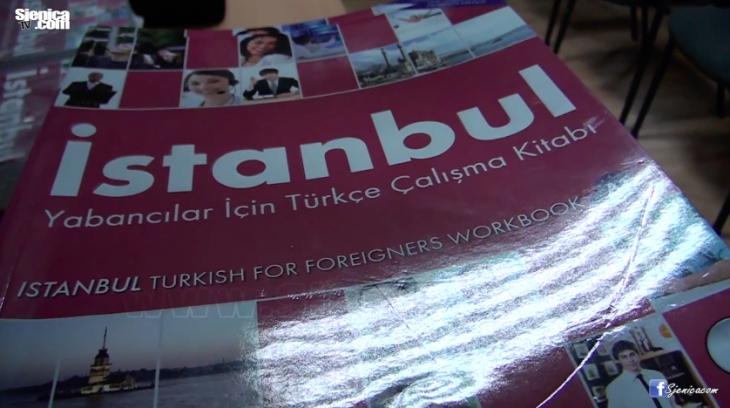 Istanbulska Bajrampasa opstina organizuje kurs turskog jezika u Sjenici