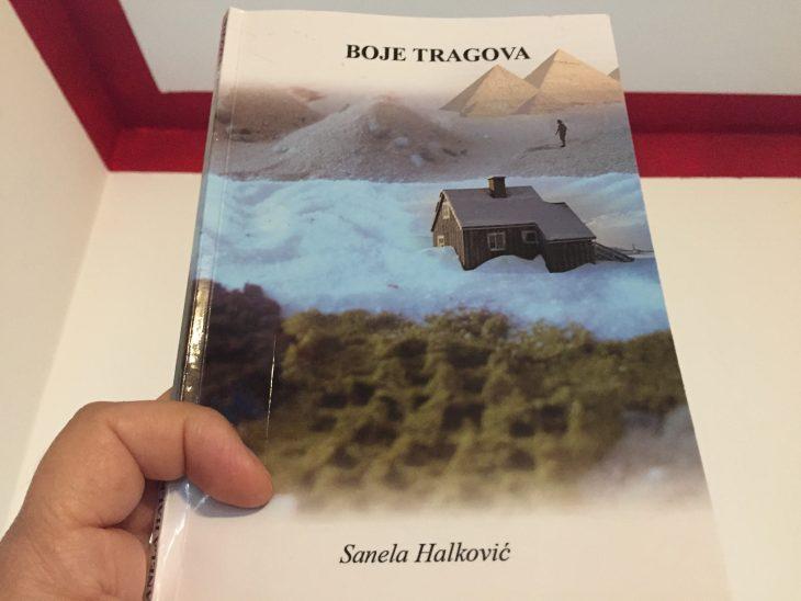 Knjiga - Boje Tragova - Sanela Halkovic - www.Sjenica.com