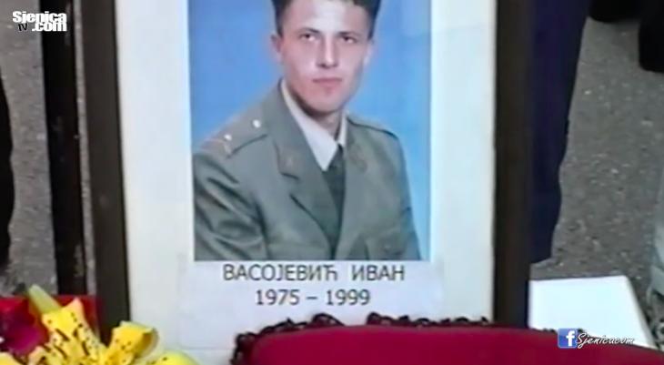 MEMORIJALNI TURNIR U BASKETU - IVAN VASOJEVIC VASKE - SJENICA 29.07.2000.