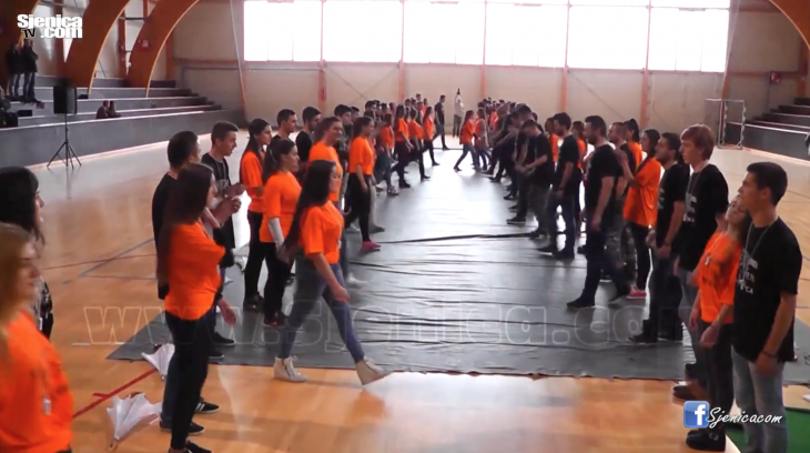 Maturantski ples - Sjenica - generacija 2015-2016