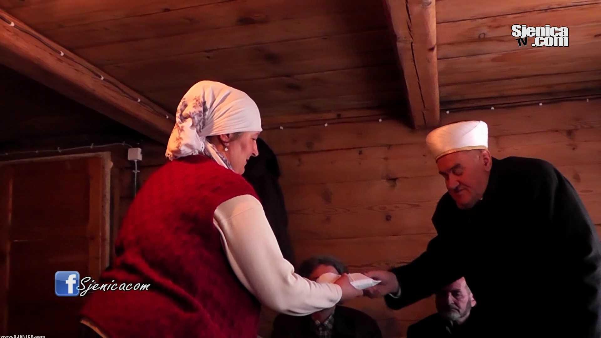 Medzlis Islamske zajednice Sjenica urucio pomoc porodici Dzigal iz Trijebina