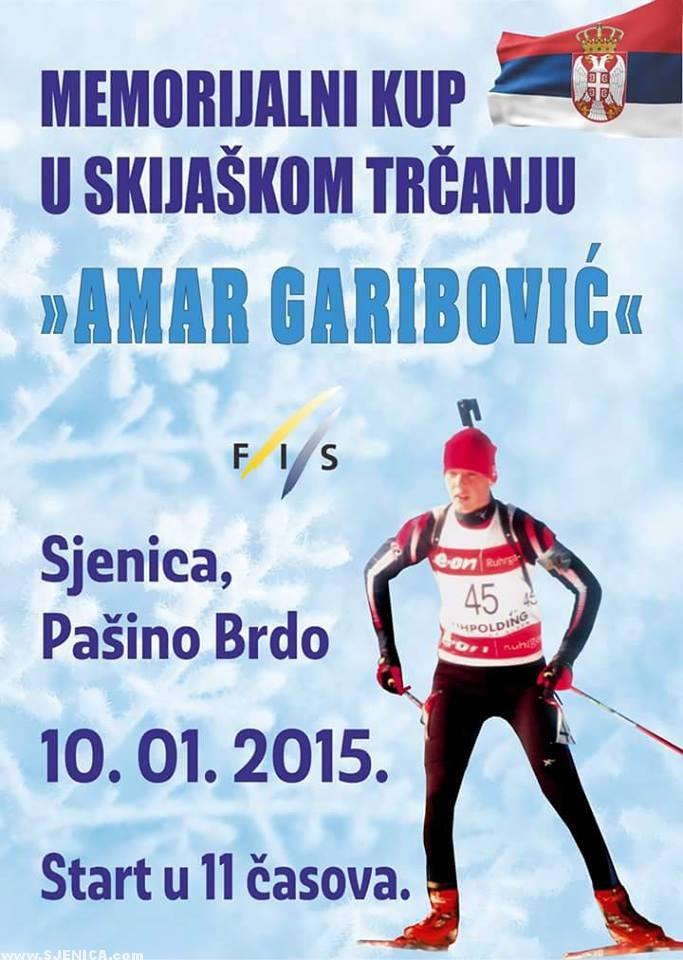 Memorijalni kup Amar Garibovic 2015