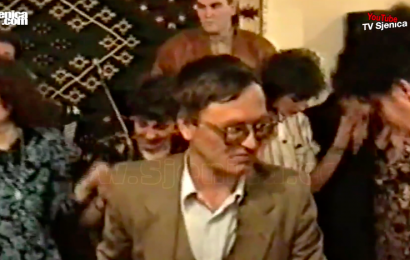 Muso Cigarica Buljubasic - www.Sjenica.com - Vece sevdaha 1991. godine