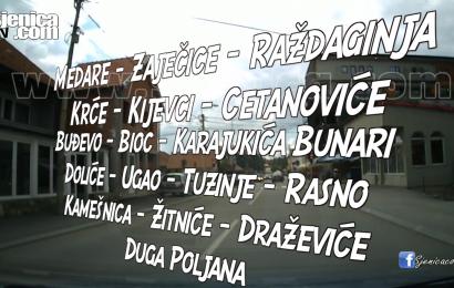 Obilazak pesterskih sela - Avgust 2016 - Sjenica