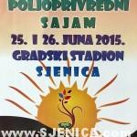 Poljoprivredni sajam - Sjenica 2015