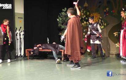 Predstava - Uspavana strecilija - Dom Kulture Sjenica - Maj 2016