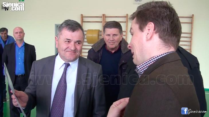 Predstavnici Ceske Ambasade posetili Sjenicu - www.Sjenica.com - Februar 2017