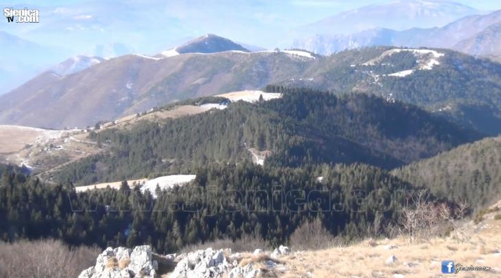 Prirodne lepote Sjenice - www.Sjenica.com - Slikano sa Jelenka - Decembar 2016