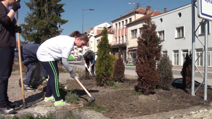 Radna akcija - Zajedno za Sjenicu - Video - www.Sjenica.com