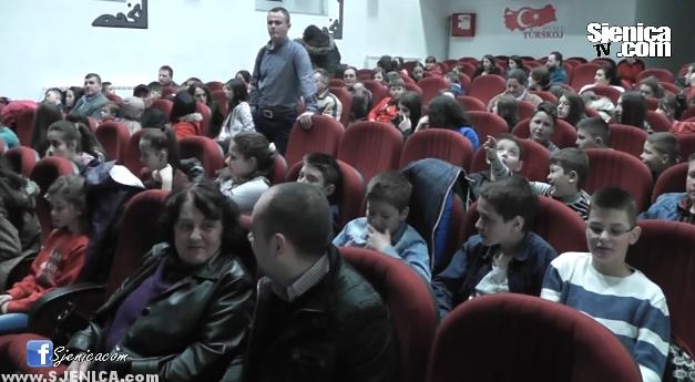 Takmicenje u recitovanju / Sjenica Mart 2015