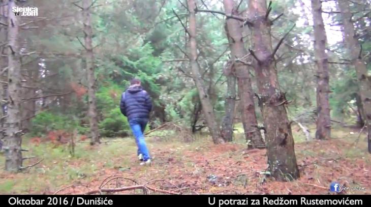 Redzo Rustemovic nestao . potraga u selu Dunisice - www.Sjenica.com