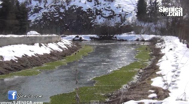 Rijeka Vapa - Gradac - Izvor kod Sjenice