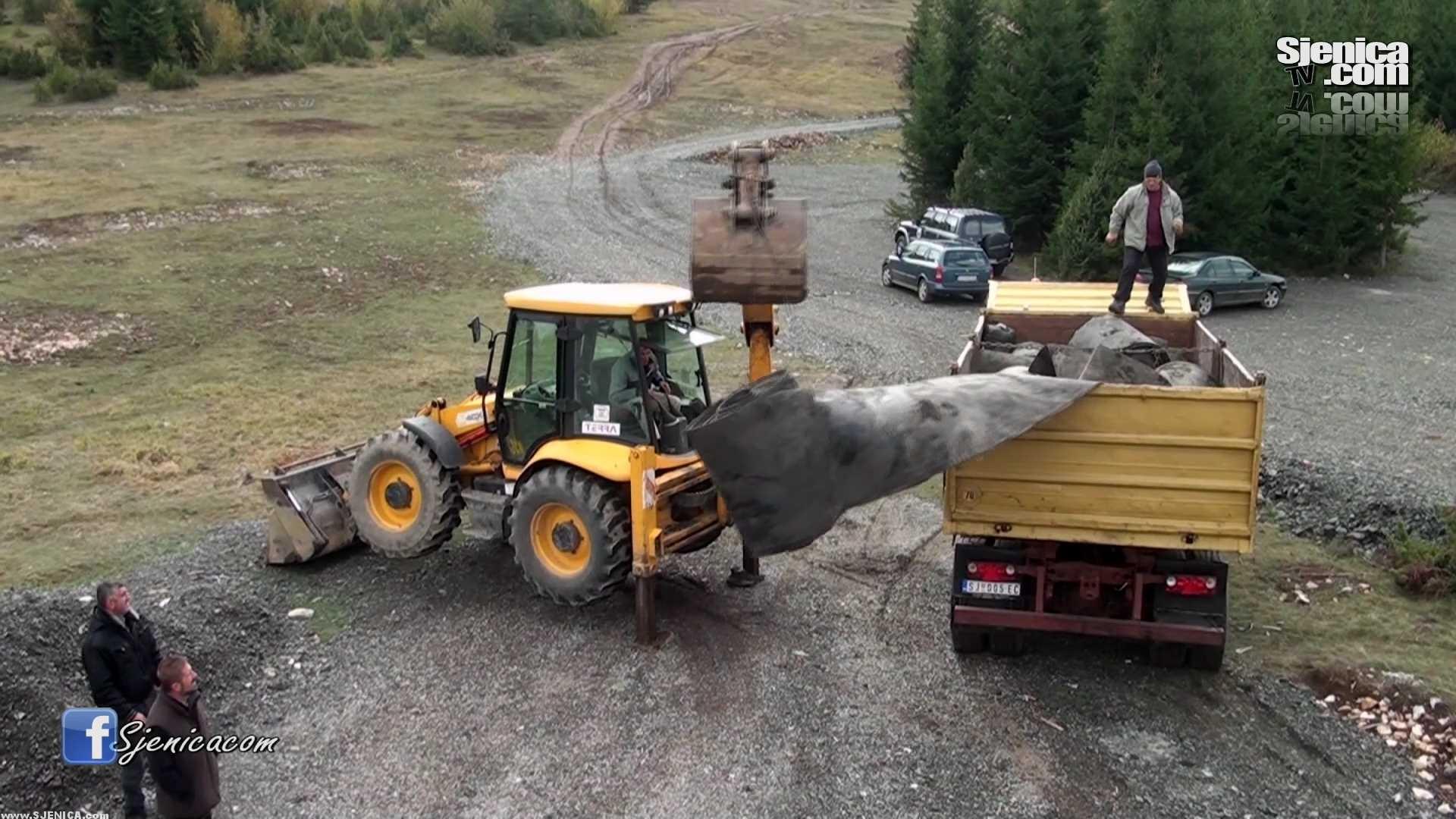 Rudnik Soko donirao traku za skistazu Zari / Sjenica 2015
