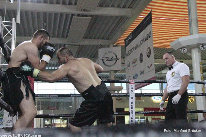 Sanel Papic boks mec 2 Kassel 2017 Jun