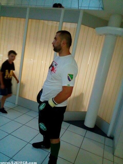 Sanel Papic boks mec 1 Kassel 2017 Jun