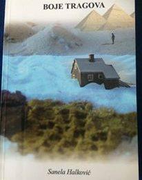 Sanela Halkovic - Boje tragova - Knjiga