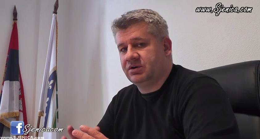 Nermin Kamberovic - Saobracajni inspektor u Sjenici