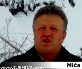 Mica Kalicanin - zamenik predsednika opstine Sjenica