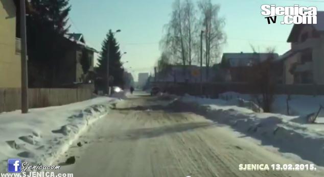 Sjenica po snijegu 13.02.2015.