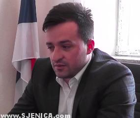 Adnan Gurdas - Direktor JKP VRELO SJENICA / Sjenica - April 2015