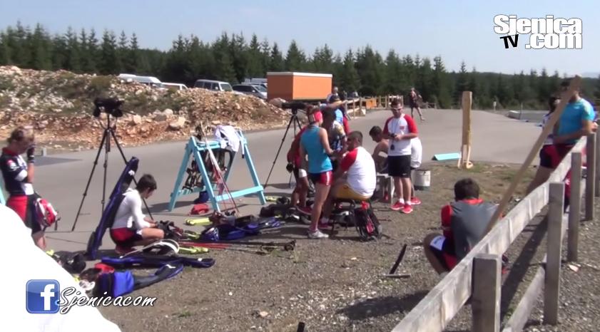 Balkan kup - Letnji biatlon - Sjenica Srbija 2015
