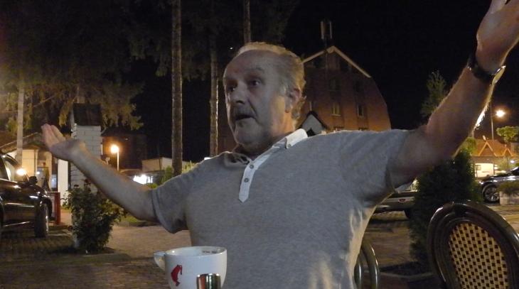 Ilijaz Baćo Tahirović - VaVaZu Caffee Restoran - Sjenica
