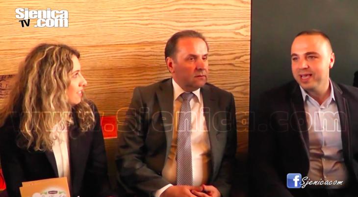 Izbori 2016 u Sjenici - Ministar Rasim Ljajic / Sjenica / April 2016