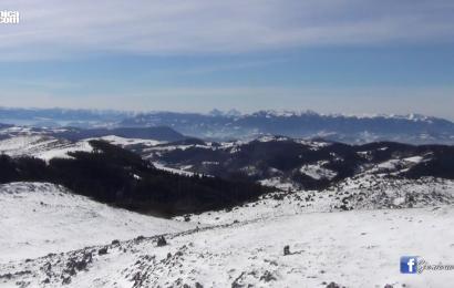 Planinari osvajaju Jelenak i Ozren u jednom danu / Februar 2016 / Sjenica
