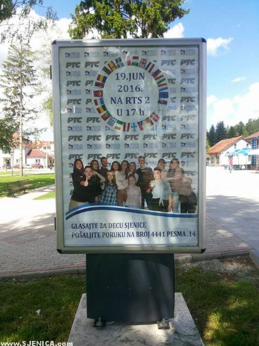 deca sjenice u ritmu evrope