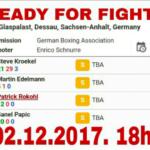 Sanel papic boks mec Dessau Nemacka