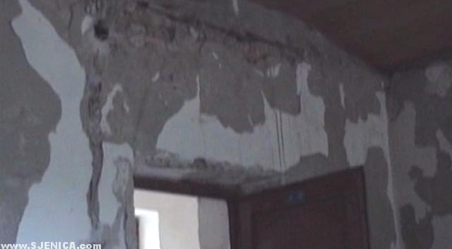 Skola u selu Bare - Opstina Sjenica