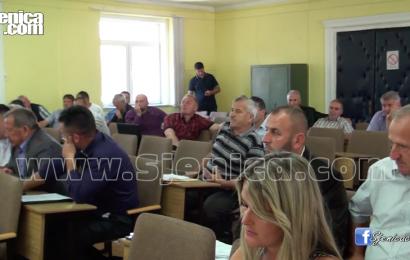 Skupstina - Avgust 2016 - Kompletan snimak - Sjenica