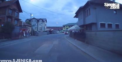 Tranzitni put Sjenica - Jun 2015