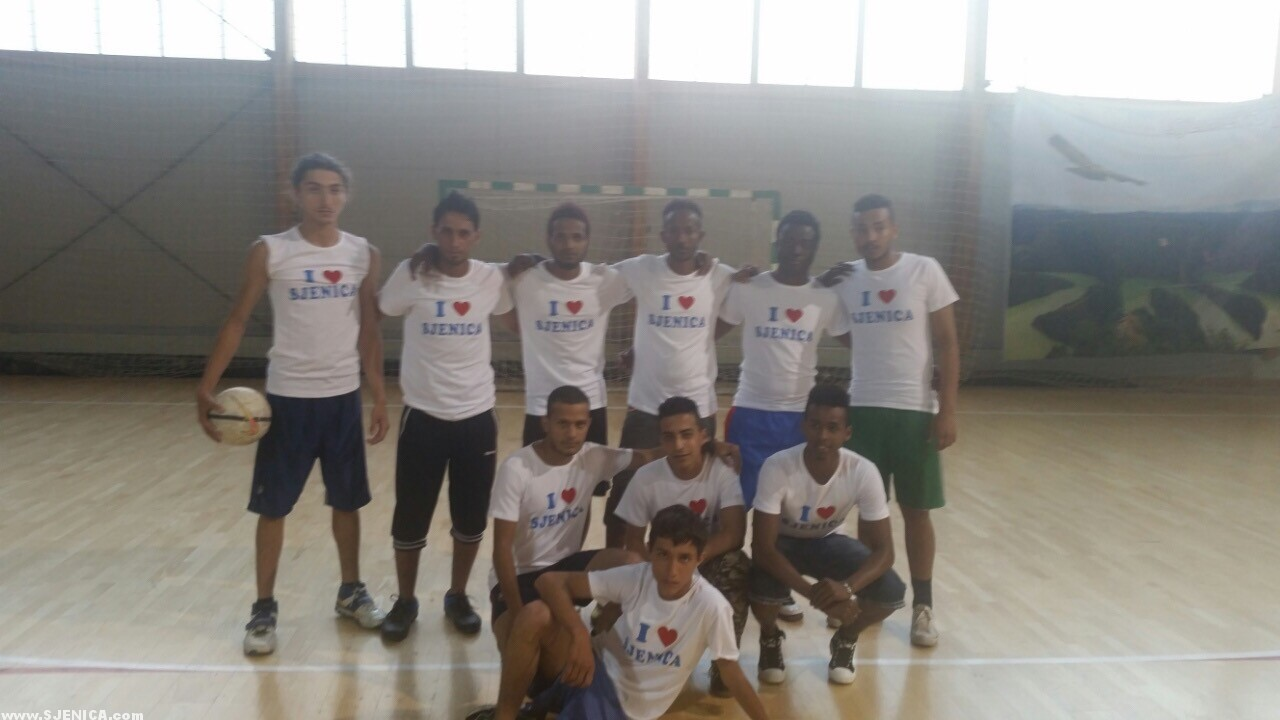 Turnir u malom fudbalu - Sjenica 2015