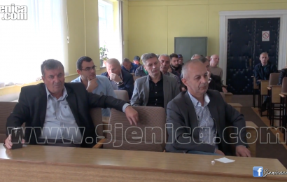 U Sjenici je organizovan skup pod pokroviteljstvom opstine Sjenica - Sjenicki sir i UNESCO
